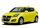 Suzuki Swift 3 правый руль 2004 - 2010