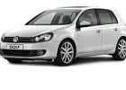 Volkswagen Golf 6 2009 - 2012